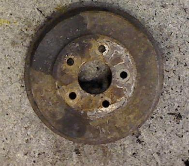 Барабан тормозной; Ford; Focus II 2005 г.; Хэтчбэк Бензин; 1.6 л; Инжектор; 5 ст. мех.
