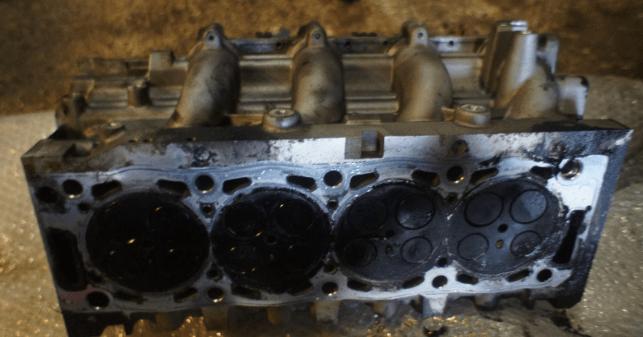 Головка блока цилиндров двигателя (ГБЦ); Ford; Focus II 2008 г.; Дизель; 2; Турбо