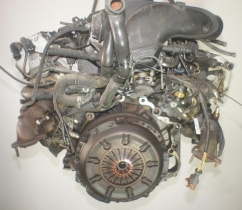 бу двигатель ABC Audi 80(b4)