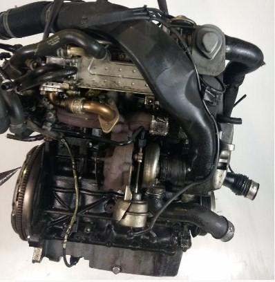 бу двигатель AXR Audi A3