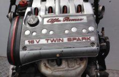 бу двигатель Alfa Romeo 166 ТД Автоконтракт