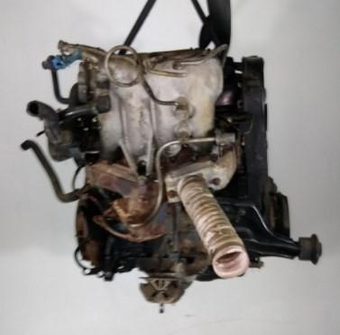 бу двигатель Audi 80(b3) 3A
