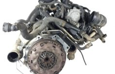 бу двигатель BKD AUdi A3
