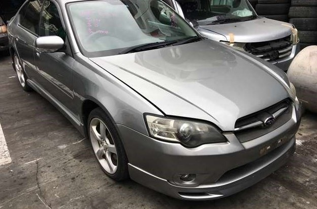 Ожидаем Subaru Legacy (B13)