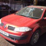 бу запчасти Renault Megane