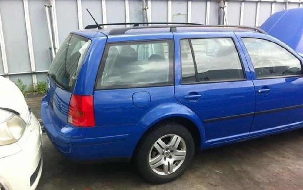 Ожидаем Volkswagen Golf 4  2002 г