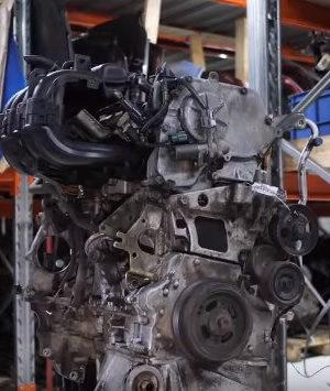 Болезни моторы Nissan qr20de